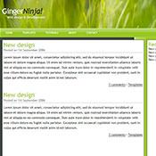 Grassy. Шаблоны сайтов.