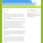 Green Lush. Шаблоны сайтов.