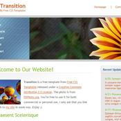 Transition. Шаблоны сайтов.